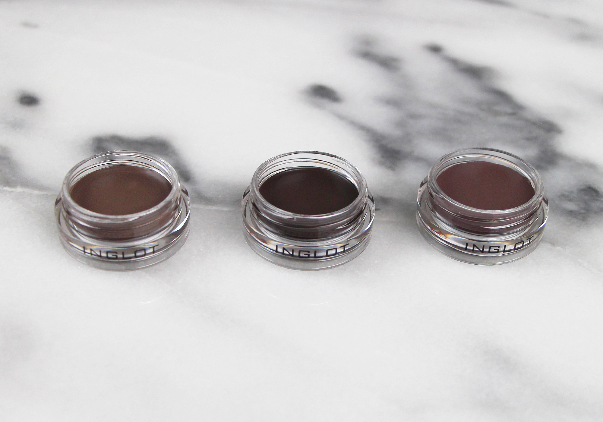 Amc Brow Liner Gel From Inglot The Story About Why I Started To
