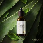 nanoil aloe vera and white tea face serum